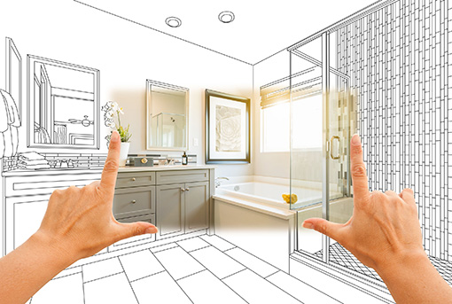 bathroom-remodeling-contractors near Livonia