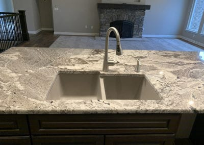 Granite, Marble, Porcelain, Quartz Countertop Installation Servi