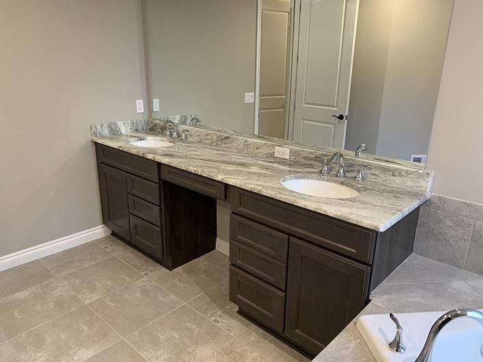 Bathroom Countertop Installation Renovation Best Granite Marble