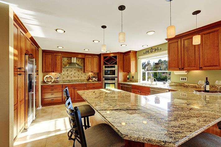 Advantages of Having Granite Countertops | Livonia MI