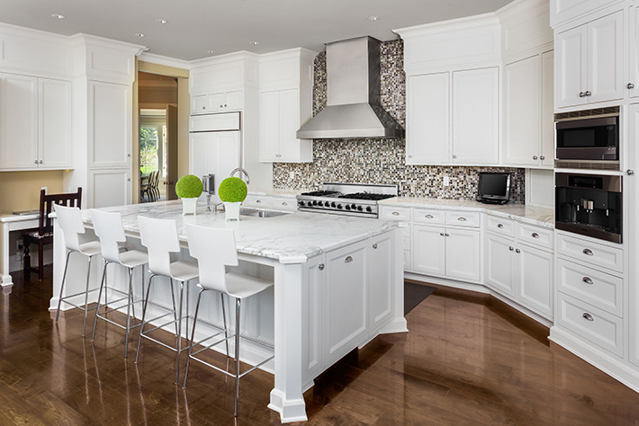 The Do's and Don'ts of Maintaining Marble Countertops – Livonia MI