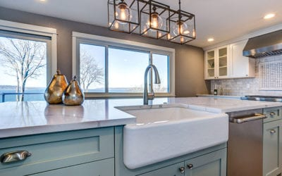 Reasons to Consider Porcelain Countertops – Livonia MI