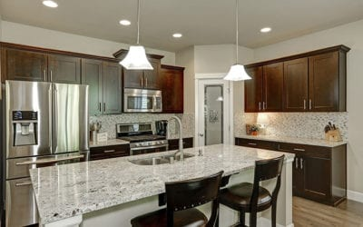 How to Coordinate Cabinets and Granite Countertops | Livonia
