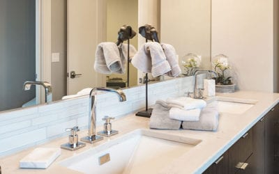 Marble Countertops for Your Bathroom Remodel in Livonia